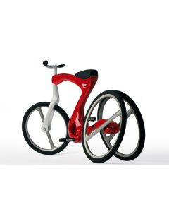 SHIFT CONCEPT BICYCLE